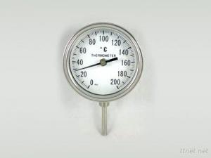 I-(bimetallic) thermometers